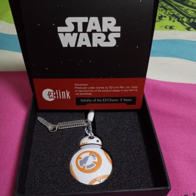 Star Wars BB-8 Ez-Charm (Limited Edition) @ S$108