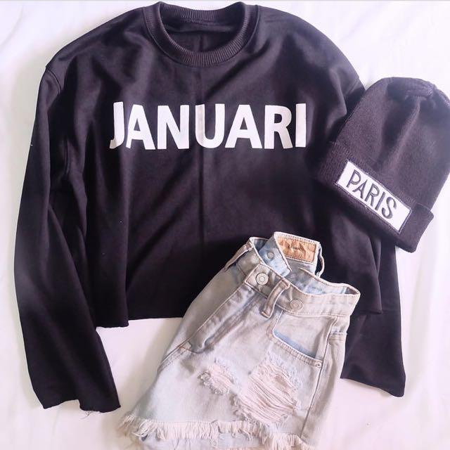 sweater stdr