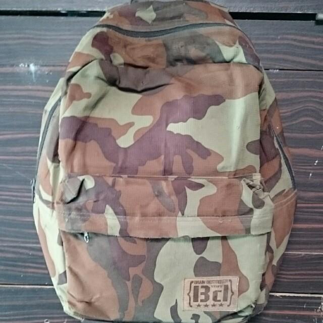 (SALE) Tas back pack army