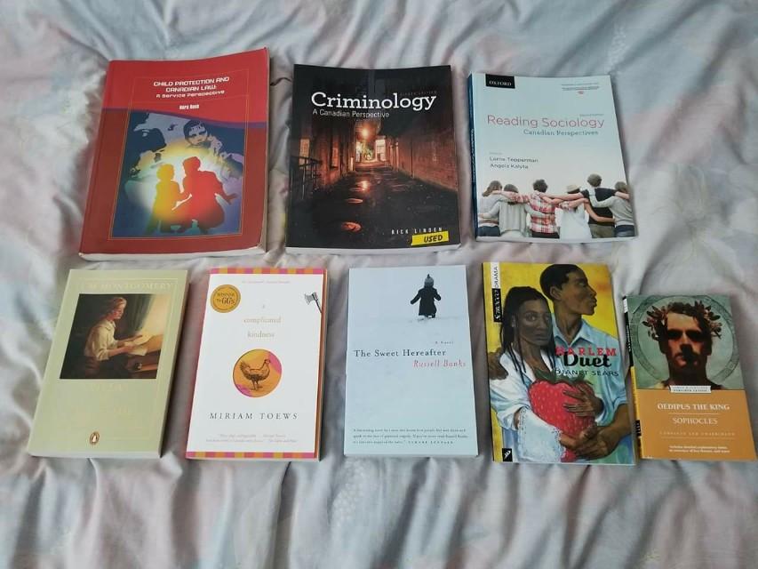 Textbooks/books