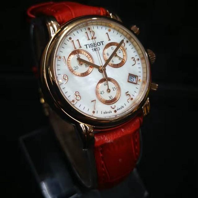 96871da3590 Tissot ladies, Women's Fashion, Watches on Carousell