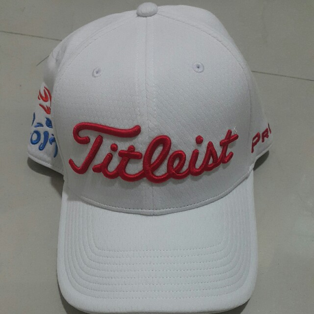 TITLEIST 2017雞年限量高球帽
