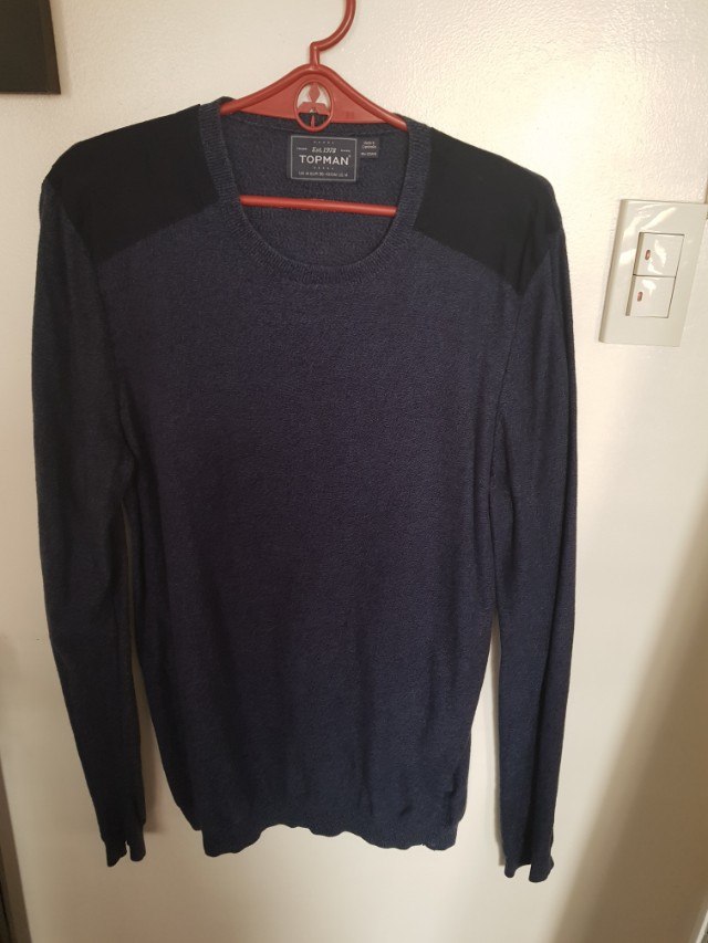 Topman Knitted Pullover