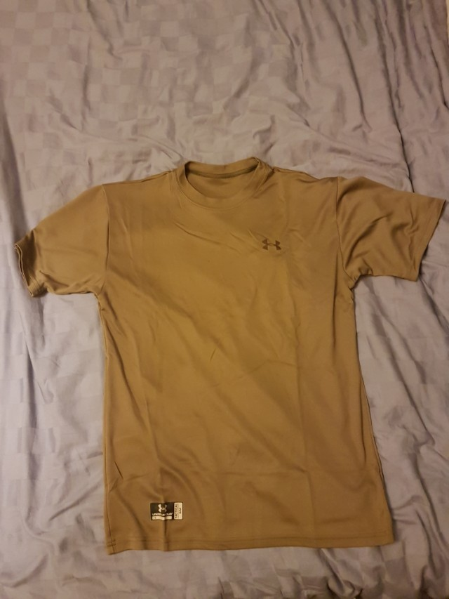 Under Armour Tactical Dri Fit Tshirt