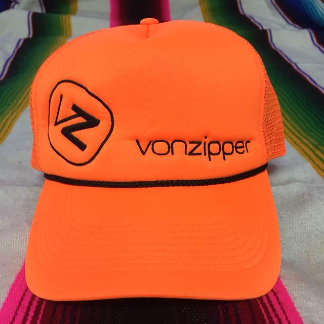 Von Zipper trucker c59c2ae78fa