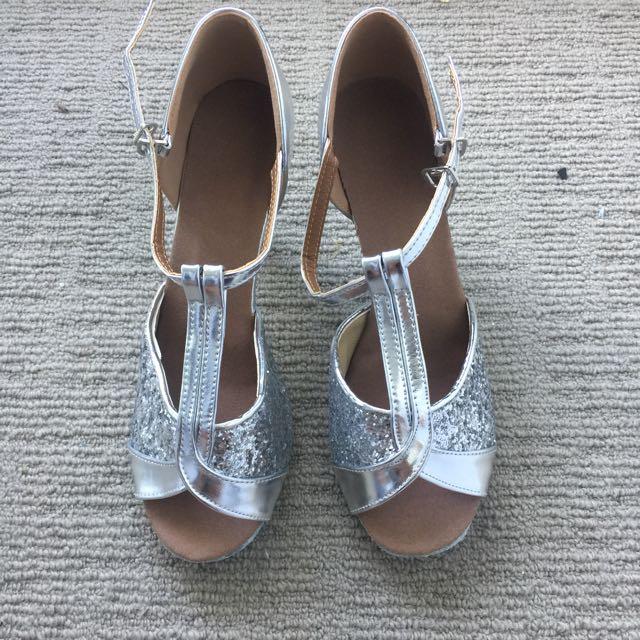 Wedding dancing shoes(8)