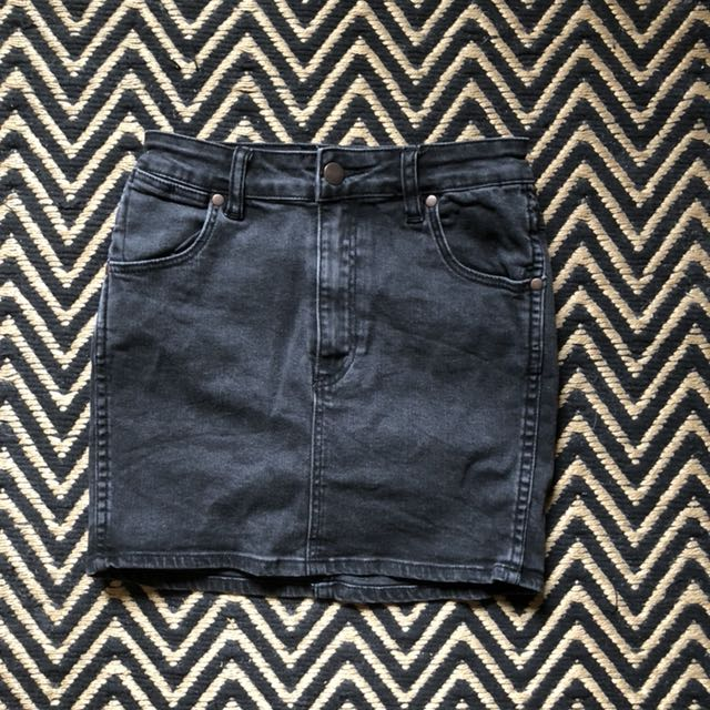 Wrangler Mini Skirt