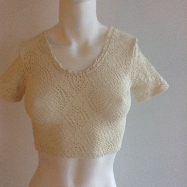 X:S knit top