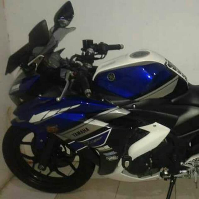 Yamaha R25 2014 Limited Edition