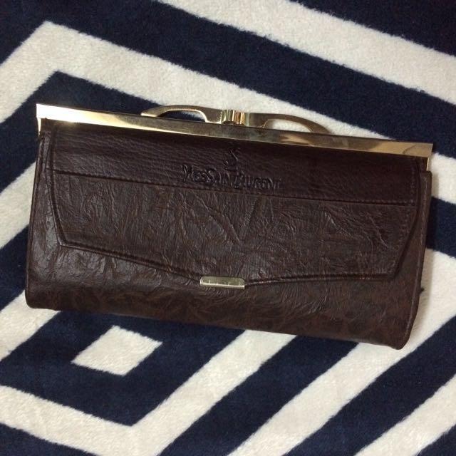 YSL Vintage Wallet