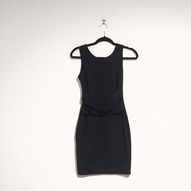 Zalora Little Black Dress Size XS