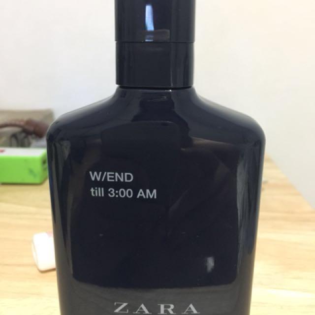 Zara till 3:00 AM Perfume