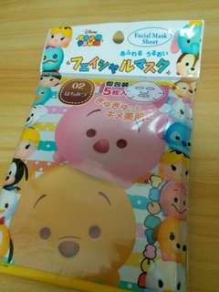 Disney Tsum Tsum Mask 面膜