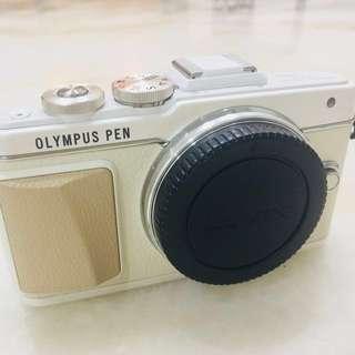Limited White Olympus Epl7 Body Fullset