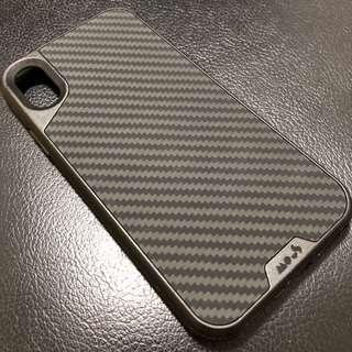 Mous Limitless Carbon Fibre iPhone X Case