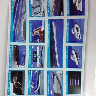 Cars Accessories bisa kredit