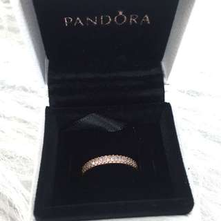 Pandora Ring - Authentic