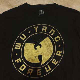 Wutang Forever Tee Sz L
