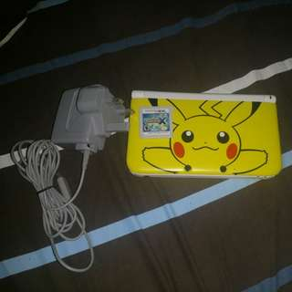 Last Price, Instant Sale, Gameboy DS XL w/ pokemon X