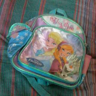 Bag Frozen From Disney