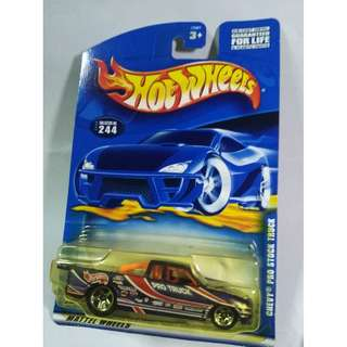 US Card Chevy Pro Stock Truck