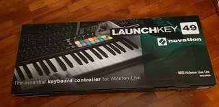 Novation Launchkey 49 Controller