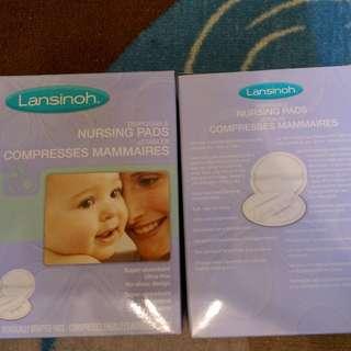 Brand new Lansinoh nursing pad