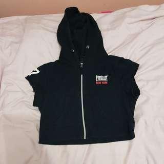 Everlast cropped jacket