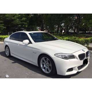 BMW F10 For Rent *PROMOTION