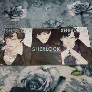 Sherlock GempakStarz