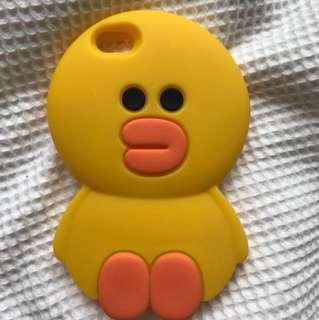 iPhone 5/5s giant duck case