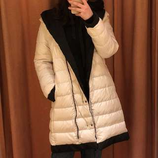 Weekend Max Mara down coat 兩面穿