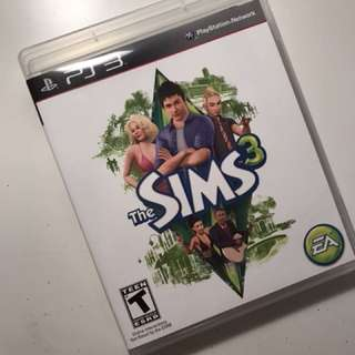 Sims 3 for PS3