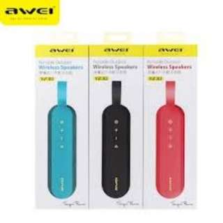 Awei Y230 Mini Bluetooth Speaker Wireless Speaker 3D Stereo