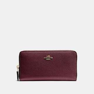 Coach wallet (authentic)