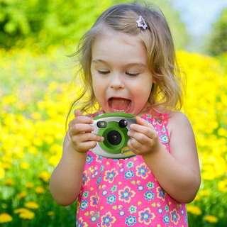 Creative LCD Camera Kids Study Automatic Camera Take Photo Educated Gift LF806