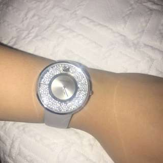 PRICE DROP!! Diamond Swarovski Watch