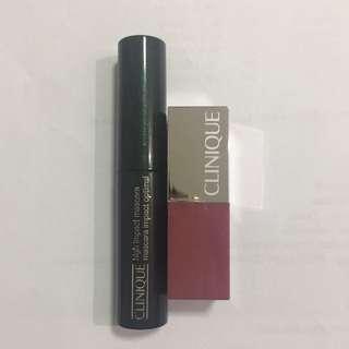 CLINIQUE Brand New Mascara & Lip Gloss Set