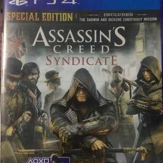 Bundle: Assassins Creed Syndicate & Call of Duty: Advanced Warfare