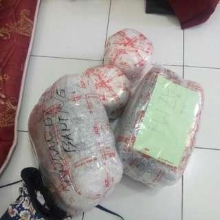 Paket selai dan makanan oleh2 khas Purwakarta sudah sampai
