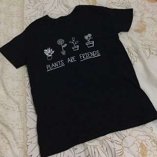 Plants are Friends graphic shirt