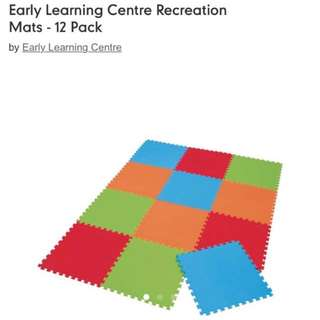 Early Learning Centre Foam Play Mats