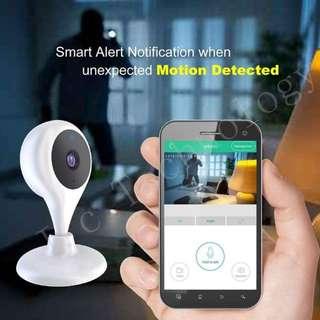 360 Wifi IP Camera 720P Night Wireless Smart Mini Home Camera Vision 2-Way Audio Webcam Video Monitor