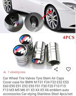 Tyre Valve Caps..can be deliver to u at very low fee. i can deliver to ur place of choice at a minimal fee ..up to u how much n what u would like to give me..as long its not food ..no pork no lard...God bless: