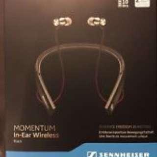Sennheiser momentum wireless neckband