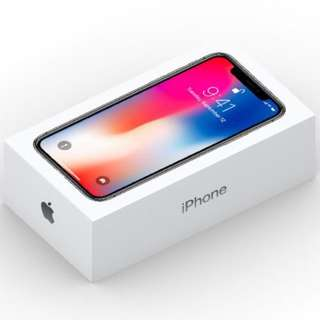 IPhone X for sale (Brand new in box)