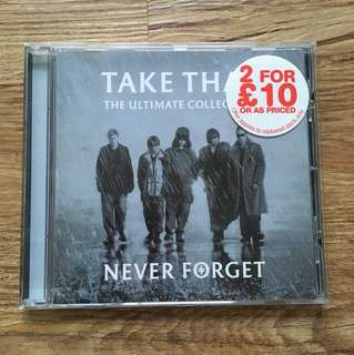 Take That The Ultimate Collection