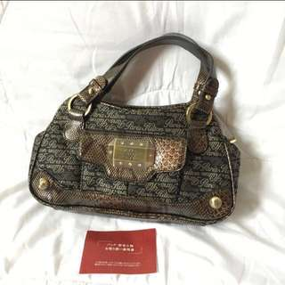 Authentic Paris Hilton handbag top handle