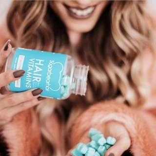 [INSTOCK] Sugar Bear Hair Vitamins Sugarbearhair Gummies
