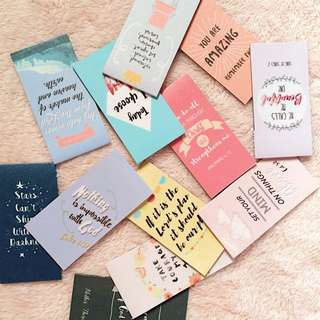 Customized Magnetic Bookmarks